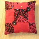 Vintage Patchwork Quilt Block Pin Cushion Sachet