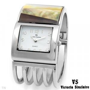 Victoria Sinclaire Brand New Lady Watch with Genuin Mother of Pearl.