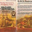 V.A. Stuart: Hazard of Huntress  - 1972 pbk