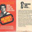 Stuart Jason: Deadly Deal - The Butcher #5 - 1973 pbk