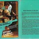 Stuart Jason: African Contract - The Butcher #14 - 1975 pbk