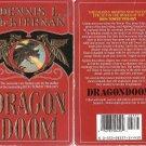 Dennis L. McKiernan - Dragon Doom - 1st prt pbk - 1990