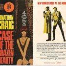 Jonathan Craig: Case of the Brazen Beauty - 1966 pbk