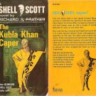 Richard S. Prather: The Kubla Khan Caper - 1967 pbk