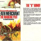 Joseph Rosenberger: Death Merchant #10 - The Mainline Plot