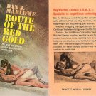 Dan J. Marlowe: Route of the Red Gold - 1967 pbk