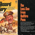 Gordon Landsborough: Desert Fury  - 1972 pbk