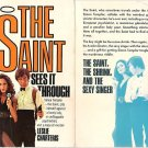 Leslie Charteris: The Saint Sees It Through - pbk