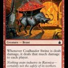 MTG - Ravnica - Coalhauler Swine x4 - NM - Magic the Gathering