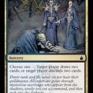 MTG - Ravnica - Consult the Necrosages x4 - NM - Magic the Gathering