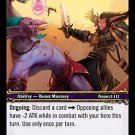 WoW TCG - Outland - Aspect of the Monkey x4 - NM - World of Warcraft