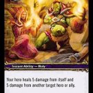 WoW TCG - Outland - Binding Heal x4 - NM - World of Warcraft