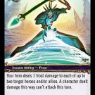 WoW TCG - Outland - Frost Funnel x4 - NM - World of Warcraft