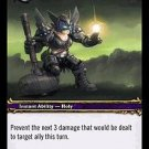 WoW TCG - Outland - Guarded by the Light x4 - NM - World of Warcraft