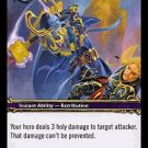 WoW TCG - Outland - Hammer of the Righteous x4 - NM - World of Warcraft