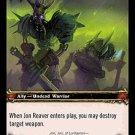 WoW TCG - Outland - Jon Reaver x4 - NM - World of Warcraft