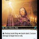 WoW TCG - Outland - Josiah King x4 - NM - World of Warcraft