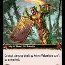 WoW TCG - Outland - Kelvor Valorshine x4 - NM - World of Warcraft