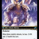 WoW TCG - Outland - Kulvo Jadefist x4 - NM - World of Warcraft