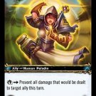 WoW TCG - Outland - Marilyn of the Sacred Vows x4 - NM - World of Warcraft