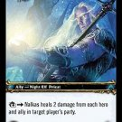 WoW TCG - Outland - Nalkas x4 - NM - World of Warcraft
