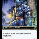 WoW TCG - Outland - Trogun Smith x4 - NM - World of Warcraft