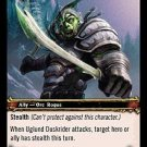 WoW TCG - Outland - Uglund Duskrider x4 - NM - World of Warcraft