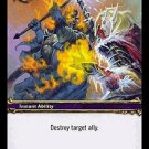 WoW TCG - Outland - Ultimate Triumph x4 - NM - World of Warcraft