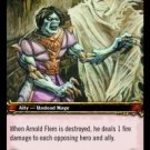 WoW TCG - Azeroth - Arnold Flem x4 - NM - World of Warcraft