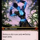 WoW TCG - Azeroth - Besh'iah x4 - NM - World of Warcraft