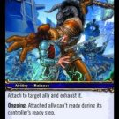 WoW TCG - Azeroth - Entangling Roots x4 - NM - World of Warcraft