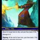 WoW TCG - Azeroth - Fireball x4 - NM - World of Warcraft
