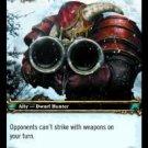WoW TCG - Azeroth - Grint Sundershot x4 - NM - World of Warcraft