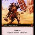 WoW TCG - Azeroth - Guardian Steelhorn x4 - NM - World of Warcraft