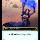 WoW TCG - Azeroth - Lafiel x4 - NM - World of Warcraft