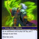 WoW TCG - Azeroth - Life Tap x4 - NM - World of Warcraft