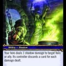 WoW TCG - Azeroth - Mind Spike x4 - NM - World of Warcraft