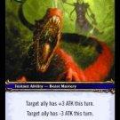 WoW TCG - Azeroth - Ravenous Bite x4 - NM - World of Warcraft