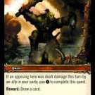WoW TCG - Azeroth - Torek's Assault x4 - NM - World of Warcraft