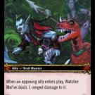 WoW TCG - Azeroth - Watcher Mal'wi x4 - NM - World of Warcraft