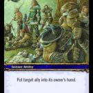 WoW TCG - Azeroth - Withdraw x4 - NM - World of Warcraft
