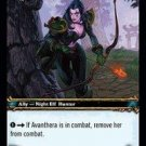 WoW TCG - Dark Portal - Avanthera x4 - NM - World of Warcraft