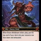 WoW TCG - Dark Portal - Branu Wildbloom x4 - NM - World of Warcraft