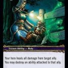 WoW TCG - Dark Portal - Convalescence x4 - NM - World of Warcraft