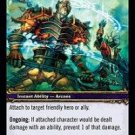 WoW TCG - Dark Portal - Dampen Magic x4 - NM - World of Warcraft