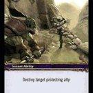 WoW TCG - Dark Portal - First to Fall x4 - NM - World of Warcraft