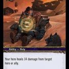 WoW TCG - Dark Portal - Greater Heal x4 - NM - World of Warcraft