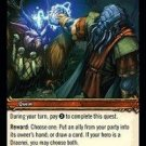 WoW TCG - Dark Portal - Inoculation x4 - NM - World of Warcraft