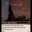 WoW TCG - Dark Portal - Julia Graves x4 - NM - World of Warcraft