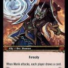 WoW TCG - Dark Portal - Morik x4 - NM - World of Warcraft